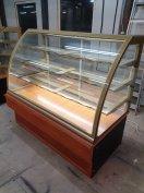 Sütemény hütővitrin cukrász hűtő