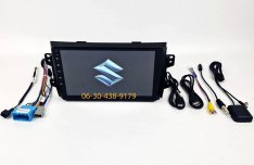 Suzuki SX4 Android autórádió fejegység gyári helyre 1-4GB Carplay