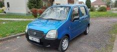 Suzuki Wagon R+ 1.0 GL (5 személyes ) Csekély f...