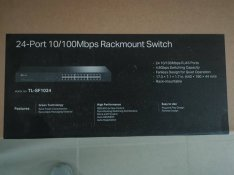 Switch 24 port - TP-Link TL-SF1024