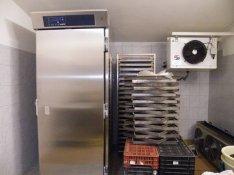 Szabadszálláson hűtőház eladó