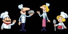 Szakácsot keresünk szállás+ellátás+fizetés