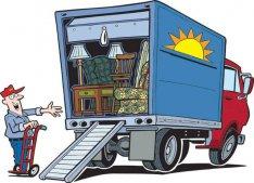 Szállítás költöztetés tehertaxi bútorszállítás fuvar