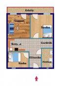 Szegedi 64 nm-es lakás eladó #3725185