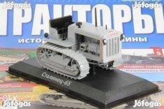 Sztalinec -65 traktor modell 1/43 Eladó