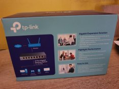 TP Link TL-SG 108 switch
