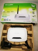 TP-Link TL-WR740N WiFi router
