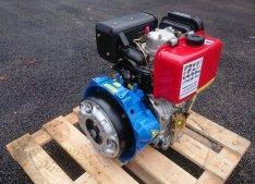 TZ4K T4K Rába15 Új Euro5 14Le Diesel Motor Felszerelés Garanciával
