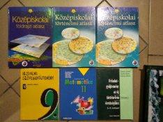 Tankönyv, atlasz