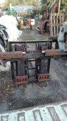 Targonca villa hidraulikus oldalmozgatású eladó