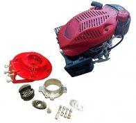 Terra Vari MJ5 T20 Gutbrod Új OHC 200 Motor Csere Szett