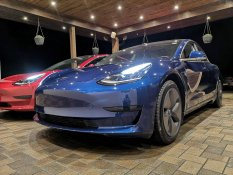 Tesla Model 3 SBA CAR Bérautók - Videóval