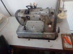 Textima ipari fedőzőgép
