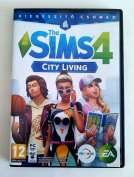 The sims City Living 4