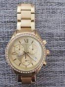 Timex arany színű óra
