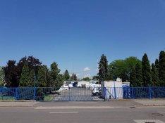 Tiszaújvárosban 6240 nm-es ipari terület eladó