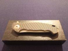 Titánium bicska, kés, zsebkés eladó