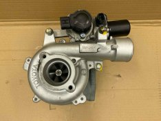 Toyota Hiace, Landcruiser, HI-Lux 3.0 D4D 17201-30150 turbó eladó