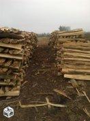 Tűzifa hasitott méteres és kályhakész formában