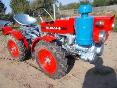 Tz4k t4k kis traktor eladó! rába15 beszámítok a vételárba