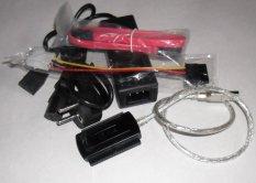 USB IDE SATA 2.5/3.5 Átalakító Szett