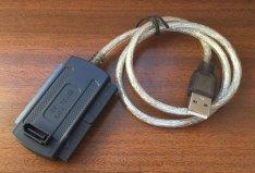 USB IDE SATA Átalakító Kábel
