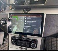 Új10col Android vw passat b7 b6 cc multimédia rádió hifi fejegység GPS