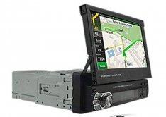 Új 1din autó hifi 1 din Multimédia GPS navigáció 1din rádió autóhifi