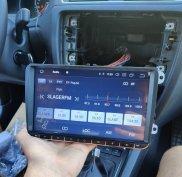 Új 2+32gb android vw seat skoda autórádió fejegység hifi carplay gps