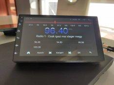 Új 2gb android RDS rádió multimédia fejegység autórádió hifi wifi GPS