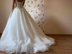 Új 34-36-os menyasszonyi ruha
