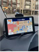Új 7 col GPS Navigáció 256RAM 8GB Autó Kamion BLUETOOTH AV Teljes EU !