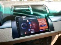 Új BMW 5 7 e39 x5 e53 2GB android multimédia fejegység autóhifi gps