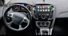 Új Ford focus android autó rádió multimédia fejegység hifi gps