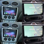 Új Ford focus magyar gps android autó rádió multimédia fejegység hifi