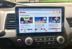Új Honda civic accord crv Android GPS fejegység autó multimédia 2din