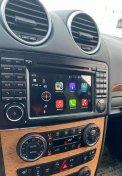 Új Mercedes ml w164 android autó rádió multimédia fejegység hifi gps