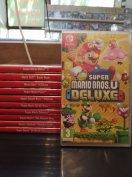 Új Nintendo Switch Mario játékok, üzletből
