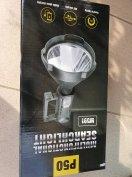 Új P50 akkumulátoros kézi reflektor / állvánnyal és állítható fényerő