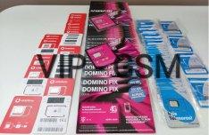 Új Regisztrált / Aktivált Telekom T-mobile Vodafone Telenor Sim kártya