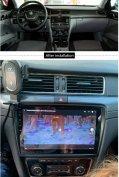 Új Skoda superb Android RDS dsp multimédia GPS hifi fejegység rádió