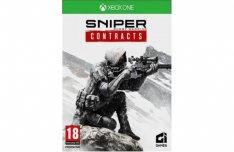 Új Sniper Ghost Warrior Contracts Xbox One játék