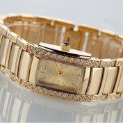 Új Svájci Arany Luxus Női Karóra, Exkluzív Gyémánt tip.Köves Aranyóra