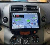 Új Toyota rav 4 android autó rádió multimédia fejegység hifi gps 2din