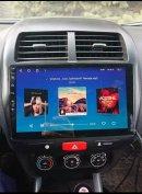 Új  Android 10 Mitsubishi asx multimédia fejegység autórádió GPS