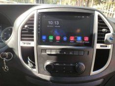 Új android Mercedes vito 2014-2021 multimédia fejegység autórádió gps