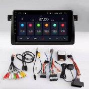 Új bmw 3 e46 android 10 multimédia fejegység autórádió GPS wifi rádió
