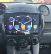 Új mazda 2 android autó rádió multimédia fejegység hifi gps bluetooth