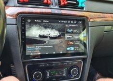 Új skoda superb android 2+32gb múltimédia fejegység hifi autó rádió