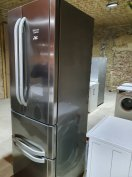 Újszerű Hotpoint Ariston totál no frost 450l-es nagy kombi hütő/2fióko